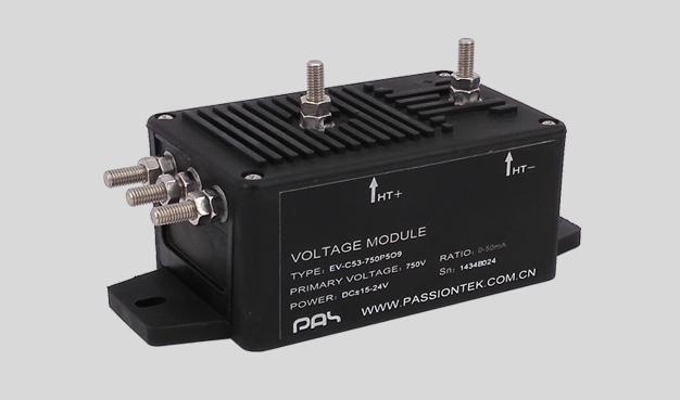 电流电压传感器在轨道交通行业的应用